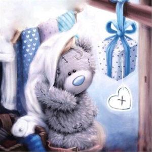 דובי מתנה - יהלומים חלקי