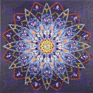 כוכב סגול - יהלומי קריסטל צורני - יהלומים חלקי