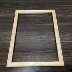 מסגרת עץ להרכבה