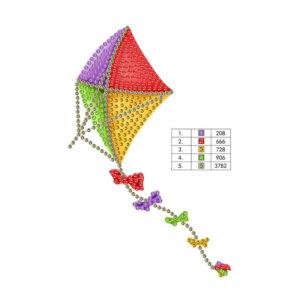 יצירת יהלומים לקטנטנים - עפיפון