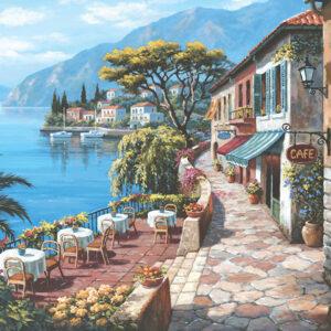 בית קפה בטיילת