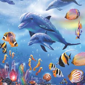 דולפינים