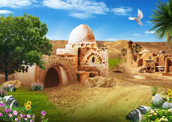 קבר רחל - יהלומים מלא