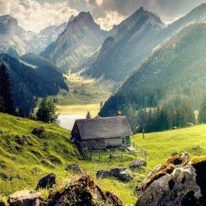 בית בעמק