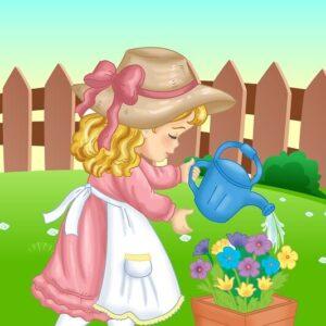 צביעה לפי מספר שירה משקה פרחים