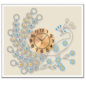 שעון טווס
