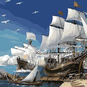 אוניה עתיקה