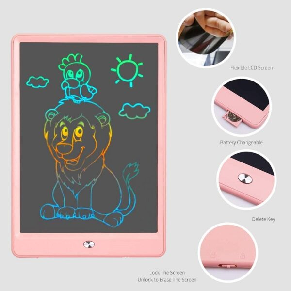 לוח ציור דיגיטלי לילדים