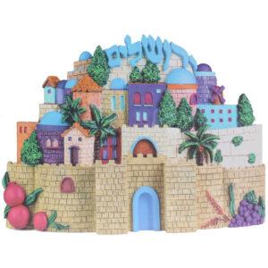 גבס לסוכה צביעה ירושלים ענק